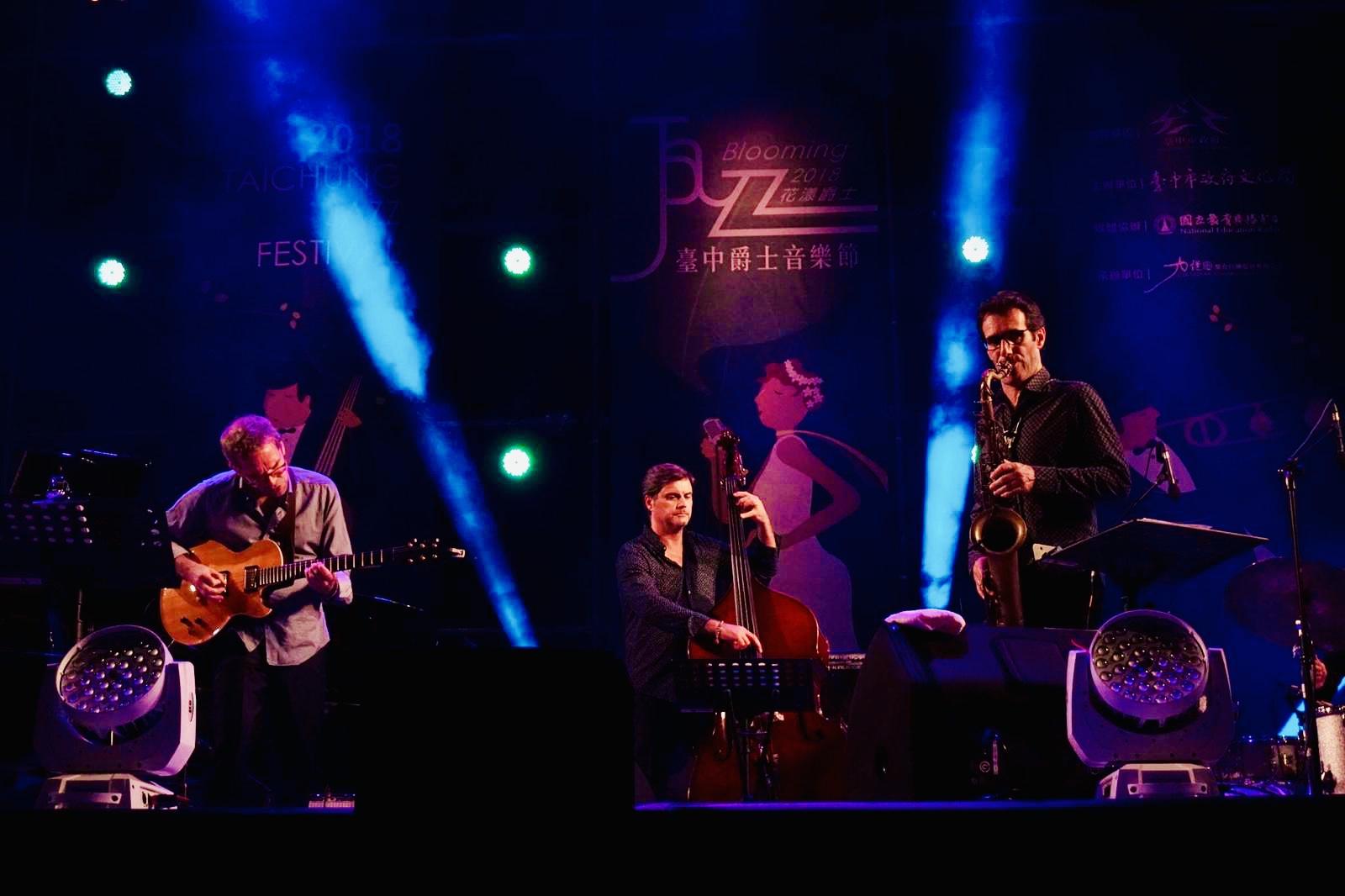 Taichung Jazz Festival 2018