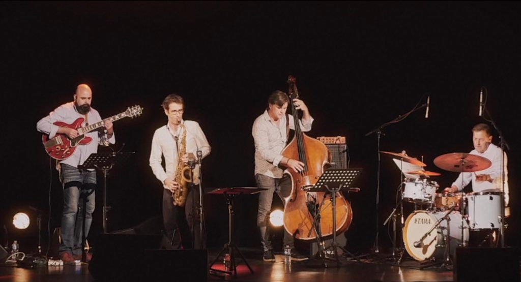 Damien Prud'homme Quartet